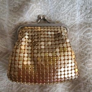 Aldo Coin Purse Kiss Lock